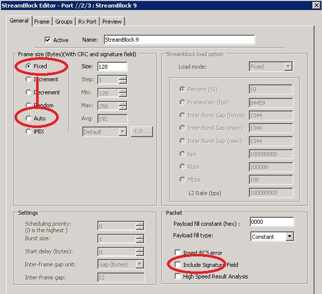 Why does creating modifiers on UPD or TCP Headers cause the